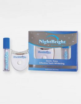 NightBright LED-lys bleking