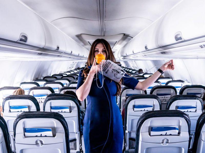 munnbind-sikkerhet-fly