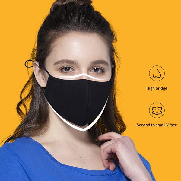 God passform på ansiktsmasken
