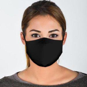 munnbind-svart-dame