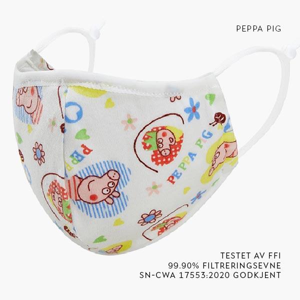 peppa-pig-barnemunnbind