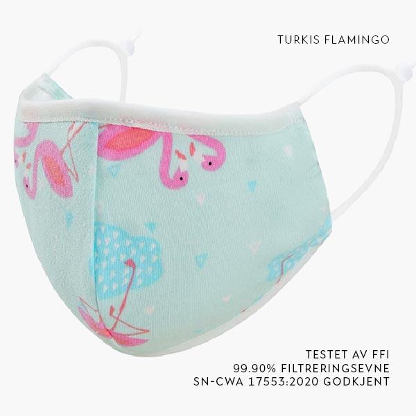 turkis-flamingo