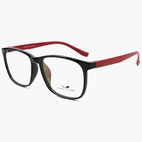 Rød databrille sport UV400