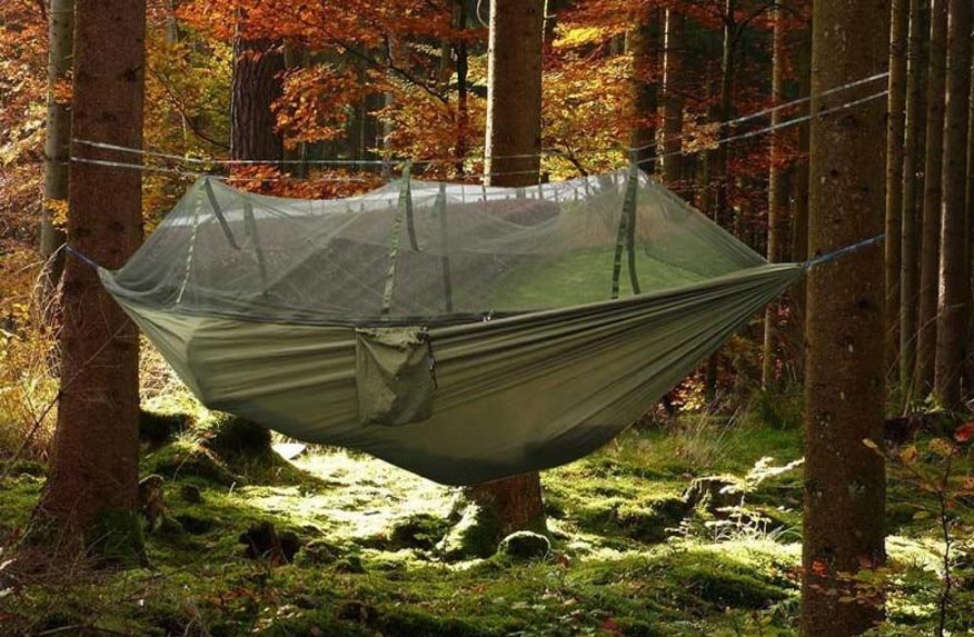 hammock hengekøye naturbilde
