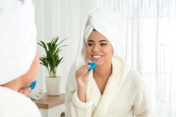 Tannbleking er trygt15. juni 2021